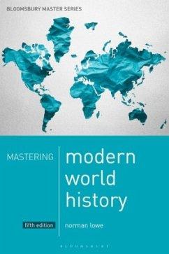 Mastering Modern World History - Lowe, Norman