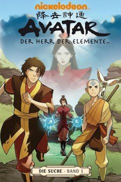 Die Suche 1 / Avatar - Der Herr der Elemente Bd.5 - Yang, Gene Luen; Gurihiru