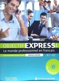 Objectif Express 1 Ne: Livre de l'Élève + DVD-ROM: Objectif Express 1 Ne: Livre de l'Élève + DVD-ROM [With DVD ROM]