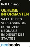 Neobooks - Geheime Informanten(eBook) (eBook, ePUB)