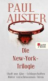 Die New-York-Trilogie (eBook, ePUB)