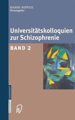 Universitätskolloquien zur Schizophrenie 2