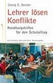 Lehrer lösen Konflikte (eBook, ePUB)