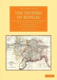 The History of Bengal - Stewart, Charles