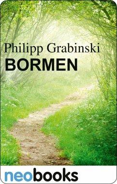 Bormen (eBook, ePUB) - Grabinski, Philipp