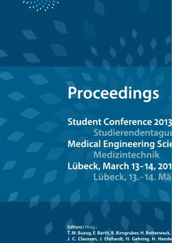 Student Conference Medical Engineering Science 2013
