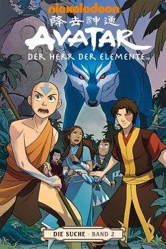 Die Suche 2 / Avatar - Der Herr der Elemente Bd.6 - Yang, Gene Luen; Gurihiru