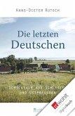 Die letzten Deutschen (eBook, ePUB)