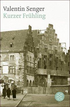 Kurzer Frühling (eBook, ePUB) - Senger, Valentin
