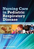 Nursing Care in Pediatric Respiratory Disease (eBook, ePUB)