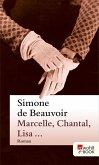 Marcelle, Chantal, Lisa ... (eBook, ePUB)