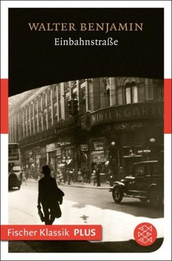Einbahnstraße (eBook, ePUB) - Benjamin, Walter