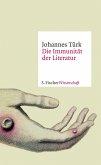 Die Immunität der Literatur (eBook, ePUB)