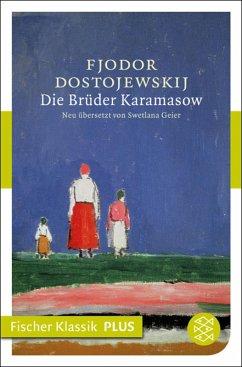 Die Brüder Karamasow (eBook, ePUB) - Dostojewskij, Fjodor