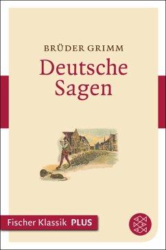 Deutsche Sagen (eBook, ePUB) - Grimm, Brüder