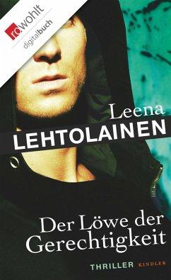Der Löwe der Gerechtigkeit / Hilja Ilveskero Bd.2 (eBook, ePUB) - Lehtolainen, Leena