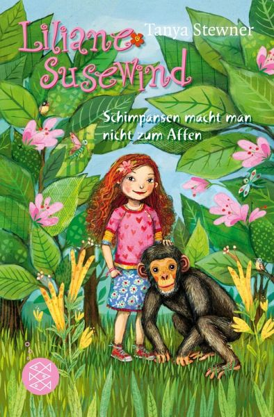 Schimpansen macht man nicht zum Affen / Liliane Susewind Bd.4 (eBook, ePUB)