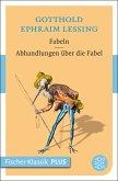 Fabeln / Abhandlungen über die Fabel (eBook, ePUB)