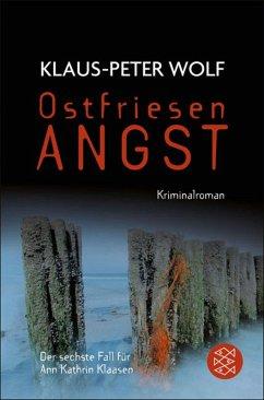 Ostfriesenangst / Ann Kathrin Klaasen ermittelt Bd.6 (eBook, ePUB) - Wolf, Klaus-Peter