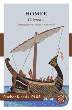 Odyssee (eBook, ePUB) - Homer