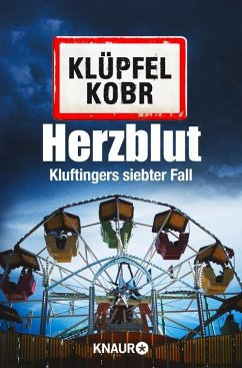 Herzblut / Kommissar Kluftinger Bd.7 (eBook, ePUB) - Klüpfel, Volker; Kobr, Michael