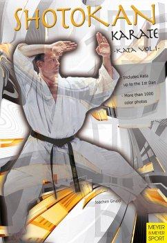 Shotokan Karate Kata Vol.1 (eBook, ePUB) - Grupp, Joachim