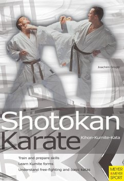 Shotokan Karate (eBook, ePUB) - Grupp, Joachim