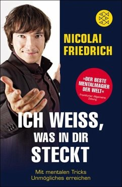 Ich weiß, was in dir steckt (eBook, ePUB) - Friedrich, Nicolai