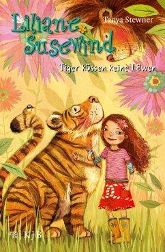 Tiger küssen keine Löwen / Liliane Susewind Bd.2 (eBook, ePUB) - Stewner, Tanya