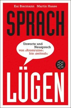 Sprachlügen (eBook, ePUB) - Biermann, Kai; Haase, Martin