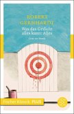 Was das Gedicht alles kann: Alles (eBook, ePUB)