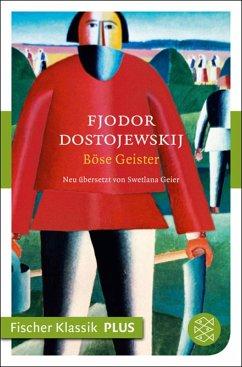 Böse Geister (eBook, ePUB) - Dostojewskij, Fjodor