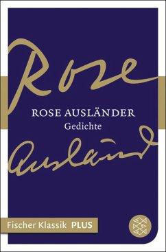 Gedichte (eBook, ePUB) - Ausländer, Rose