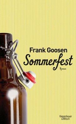 Sommerfest (eBook, ePUB) - Goosen, Frank
