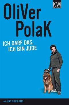 Ich darf das, ich bin Jude (eBook, ePUB) - Polak, Oliver