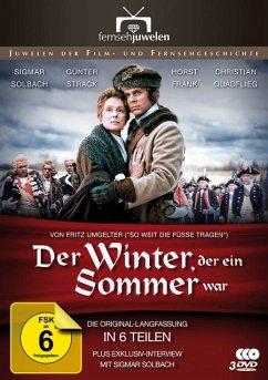 Der Winter, der ein Sommer war - Die Originalfa...