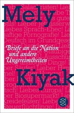 Briefe an die Nation (eBook, ePUB) - Kiyak, Mely
