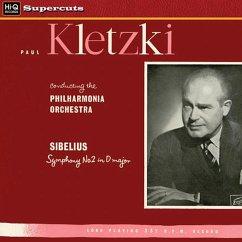 Sibelius/Sinfonie 2 (180 Gr.Lp)