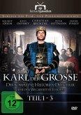 Karl der Große - Der komplette Historien-Dreiteiler (2 Discs)