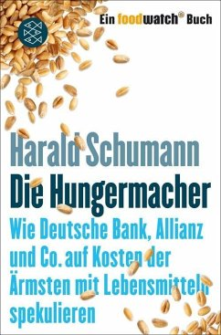 Die Hungermacher (eBook, ePUB) - Schumann, Harald