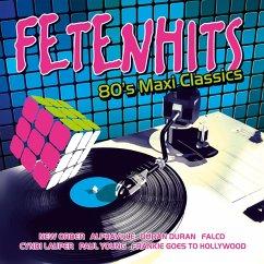Fetenhits 80'S Maxi Classics - Diverse