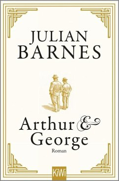 Arthur & George (eBook, ePUB) - Barnes, Julian