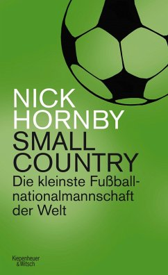 Small Country (eBook, ePUB) - Hornby, Nick