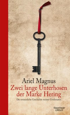 Zwei lange Unterhosen der Marke Hering (eBook, ePUB) - Magnus, Ariel