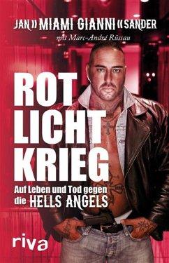 Rotlichtkrieg (eBook, PDF) - Sander, Gianni; Rüssau, Marc-André