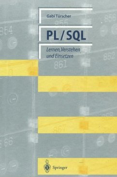 PL/SQL - Türscher, Gabi