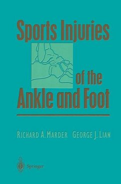 Sports Injuries of the Ankle and Foot - Marder, Richard A.; Lian, George J.