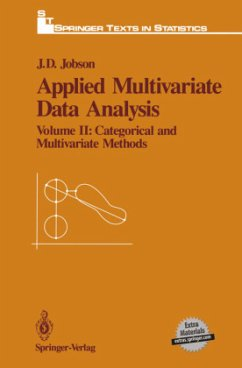 Applied Multivariate Data Analysis - Jobson, J. D.