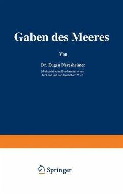 Gaben des Meeres - Neresheimer, Eugen