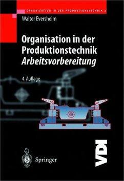 Organisation in der Produktionstechnik 3